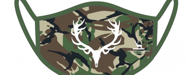Purchase our Antler Face Masks and support a great charity!